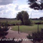 Naar de kampeerboerderij op de Veluwe