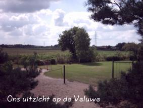 kampeerboerderij Veluwe