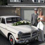 Voor jouw trouwdag een mooie bruidsauto huren