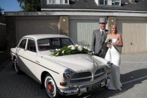 bruidsauto huren