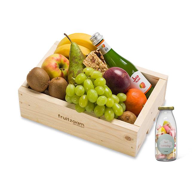 luxe fruitkistje + beterschap